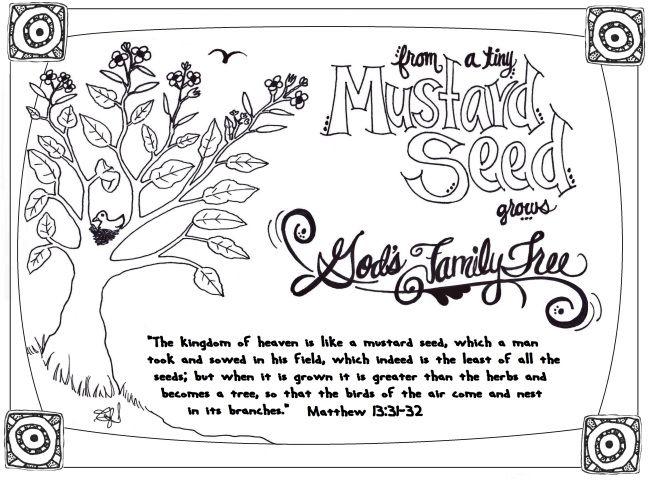 25+ best ideas about Mustard Seed Faith on Pinterest