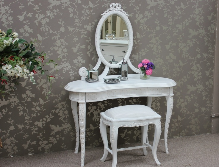 1000+ Images About Kidney Shaped Dressing Tables On