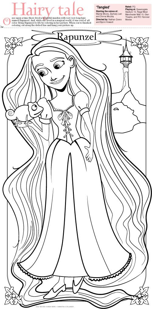 2625 best images about Disney coloring on Pinterest