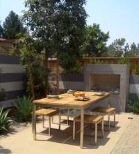 1000+ ideas about Modern Outdoor Fireplace on Pinterest ...