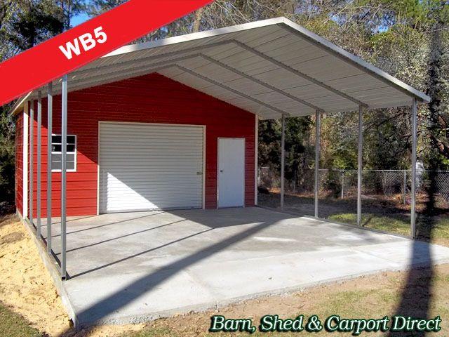Large Workshop With Tool Storage Amp Carport 22 X 31 X