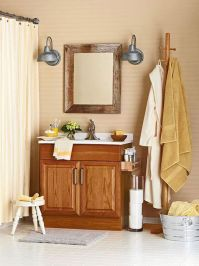 25+ Best Ideas about Oak Bathroom on Pinterest