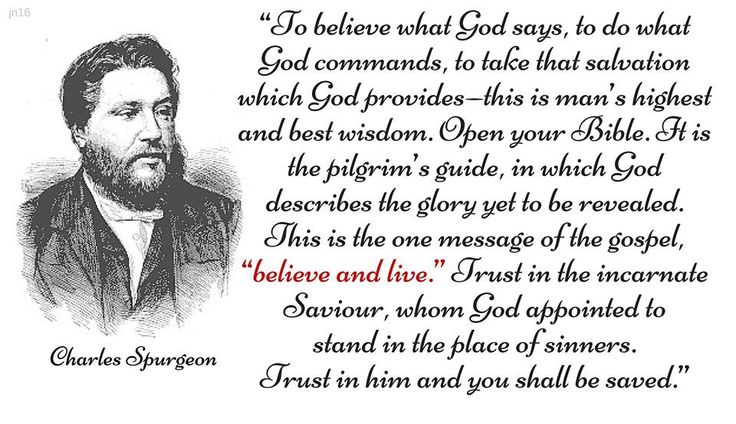 Charles Haddon (CH) Spurgeon (19 June 1834