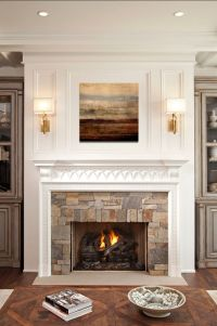 Traditional Wood Mantel Designs - WoodWorking Projects & Plans