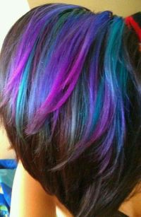 1000+ ideas about Wild Hair Colors on Pinterest   Wild ...