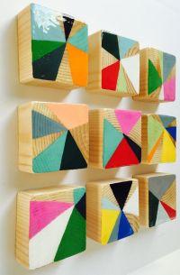 25+ best ideas about Wood blocks on Pinterest   Wood block ...