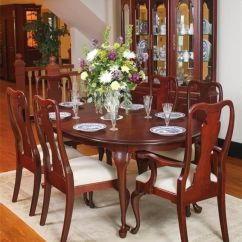 Living Room Furniture Ma Rooms With Wood Floors And Area Rugs Queen Anne Cherry Dining Table | Anne, Chairs ...