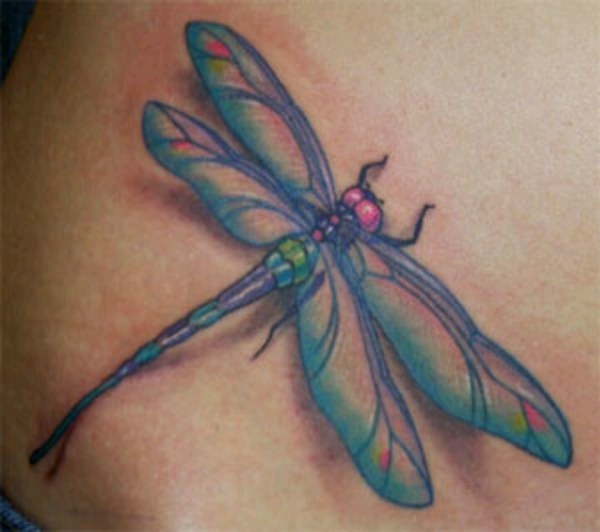 20 Dragonfly Themed Tattoos Ideas And Designs