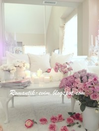 Romantic living room design - Romantic living- Romantic ...