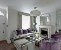 1000+ ideas about Purple Living Rooms on Pinterest