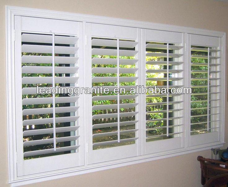 1000+ ideas about Indoor Window Shutters on Pinterest