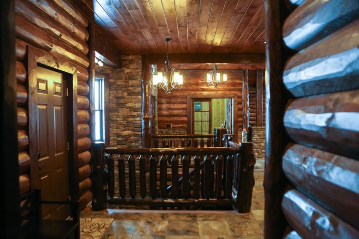 #log home #log cabin #rustic #log siding #paneling #log
