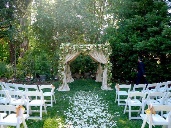 25 Best Ideas About Small Backyard Weddings On Pinterest