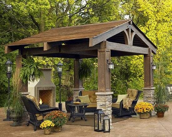 25 Best Pergola Ideas On Pinterest Pergola Patio Gazebo Ideas