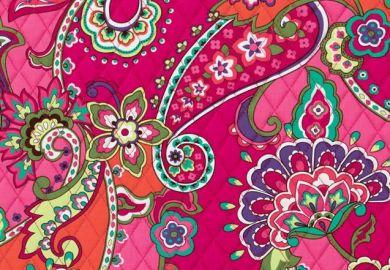 Vera Bradley Bedding Patterns