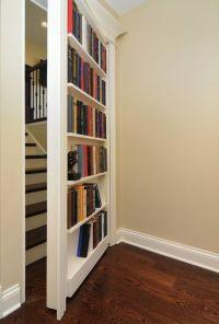 Bookcase Closet Door - WoodWorking Projects & Plans