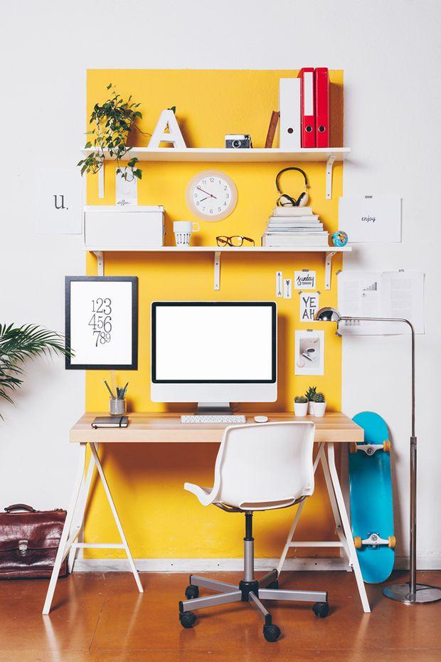 O amarelo traz calor instantâneo para ambientes interiores, principalmente se o tom for agradável aos olhos. 50 curiosidades interessantíssimas que você não sabia sobre o Amarelo / 50 shades of yellow! Curiosities about the colour.:
