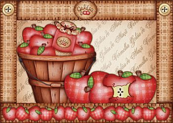 clipart country cottage primative