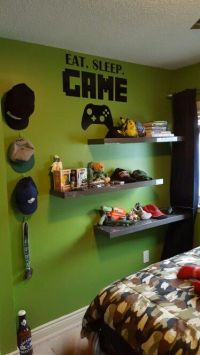 25+ best ideas about Gamer Bedroom on Pinterest | Gamer ...