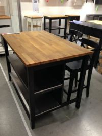Ikea Stenstorp Kitchen Island Table  Nazarm.com