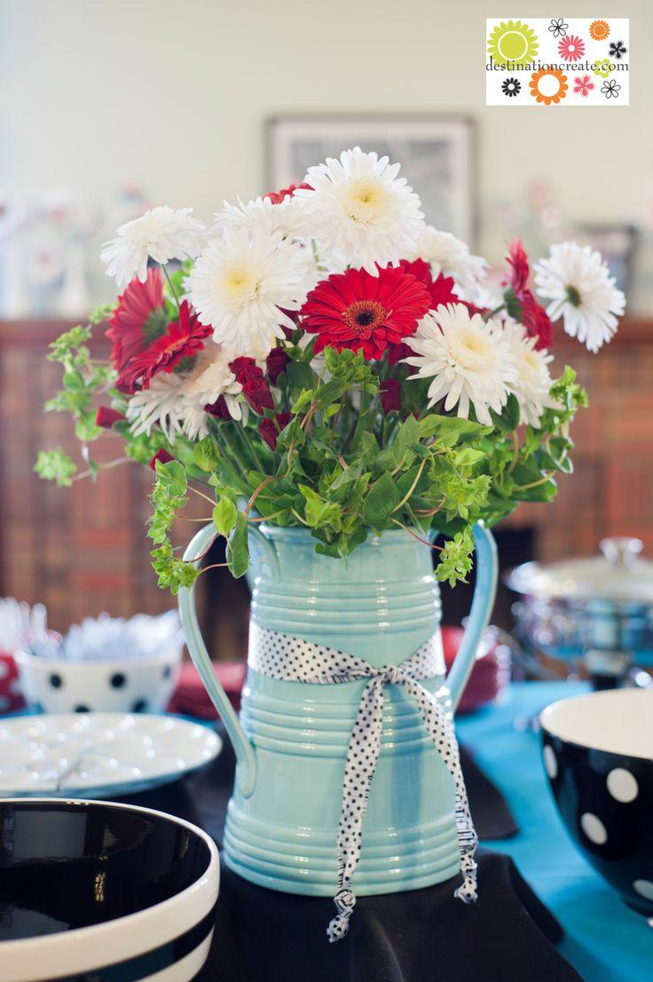 Gerbera Daisy Wedding Bouquets