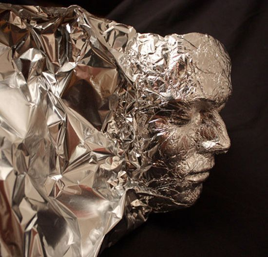 Interactive idea! Have kids make their own tinfoil portraits/sculptures. Great after a tour of bronzes!
