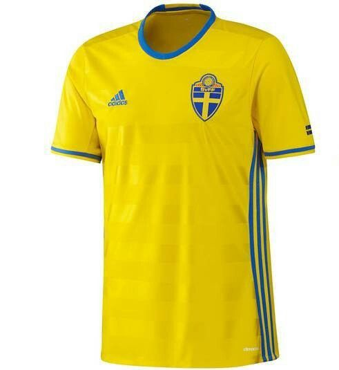 sweden home adidas footballuefa euro team