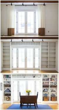 17 Best ideas about Built In Bookcase on Pinterest