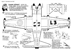 17+ images about Airplane Papercraft on Pinterest