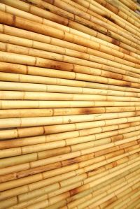 Tropical Bamboo Wall Covering Panels Home Decor Easy to ...