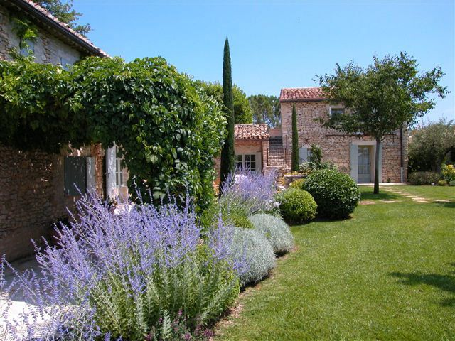beautiful amenager son jardin en provence gallery