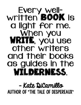 1000+ ideas about Kate Dicamillo on Pinterest