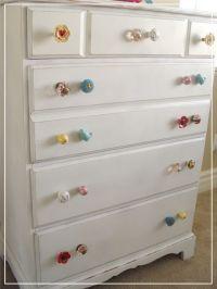 25+ great ideas about Dresser drawer pulls on Pinterest