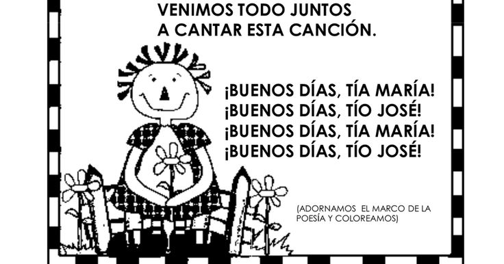 68 best images about Canciones y poesías infantiles on