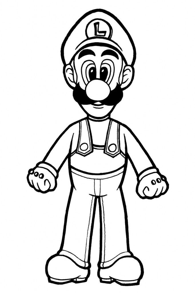 1000+ images about Cartoon Coloring Pages on Pinterest