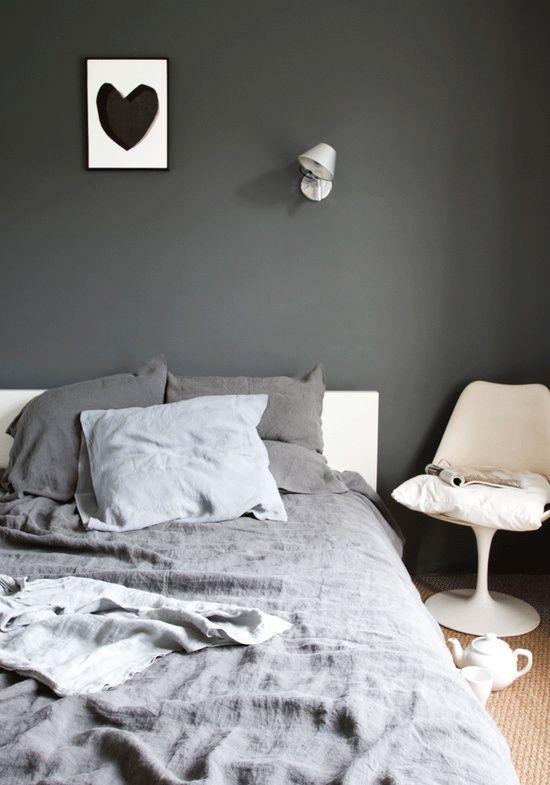 17 beste ideen over Grijze Slaapkamers op Pinterest