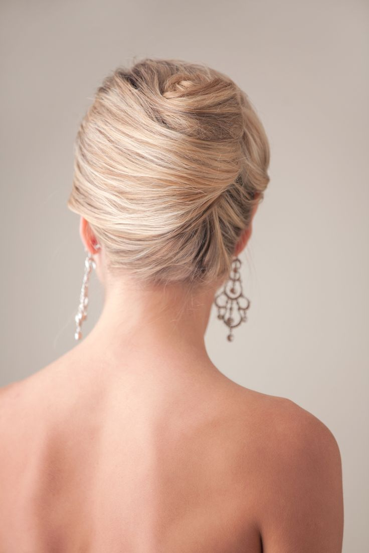 25 best ideas about French twist hair on Pinterest