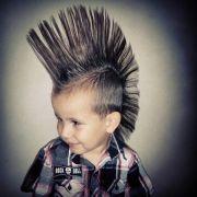 1000 ideas little boy mohawk