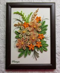 288 best images about Quilling (Wall Hangings and Framed ...