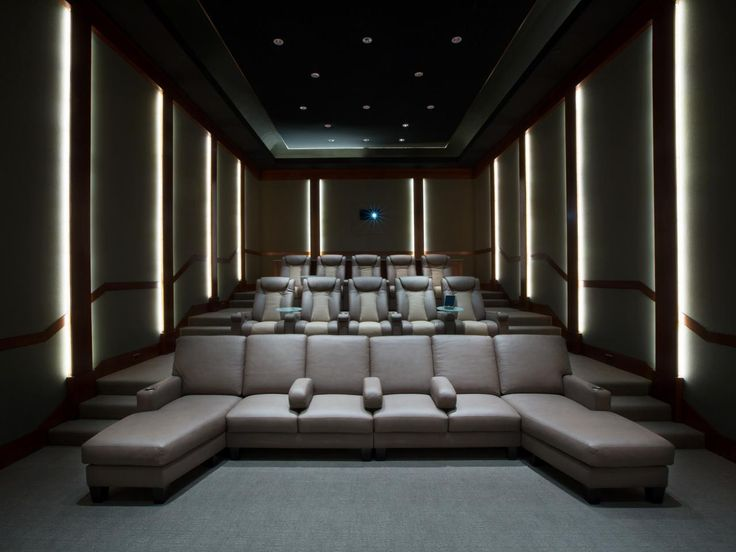 25 Best Ideas About Home Theater Rooms On Pinterest Theater