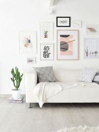 1000+ ideas about Ikea Gallery Wall on Pinterest | Wall ...