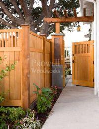 25+ best ideas about Backyard Gates on Pinterest   Outdoor ...