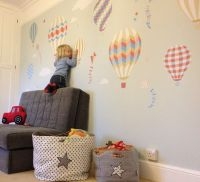 The 25+ best ideas about Nursery Murals on Pinterest ...