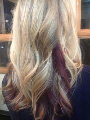 blonde & color