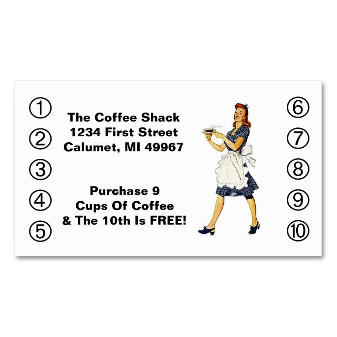 1000+ images about Customer Loyalty Card Templates on