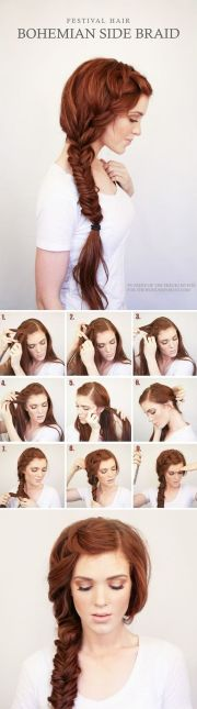 ideas casual braided