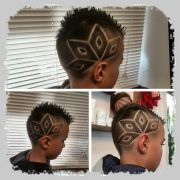 hair tribal