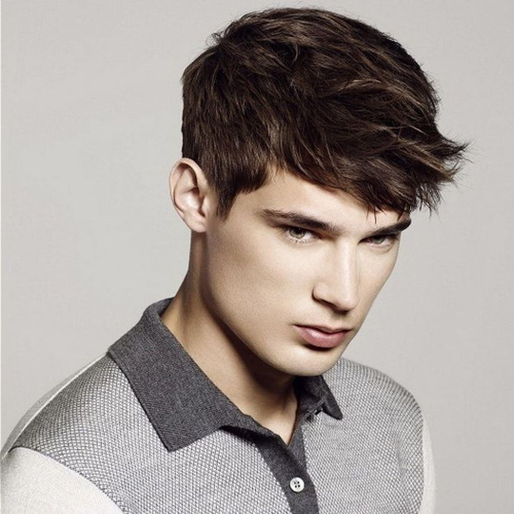 25 Best Ideas About Hairstyles For Teenage Guys On Pinterest