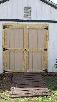The 25+ best ideas about Shed Doors on Pinterest