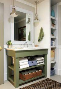 25+ best ideas about Open Bathroom Vanity on Pinterest ...